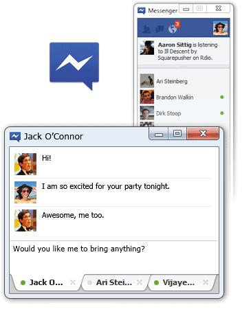 Facebook Messenger za Windows