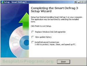 IObit Smart Defrag instaliranje