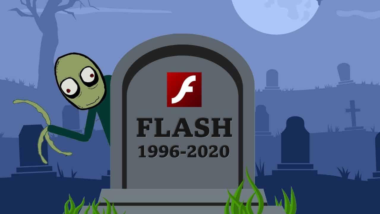 Kraj Flash Player-a