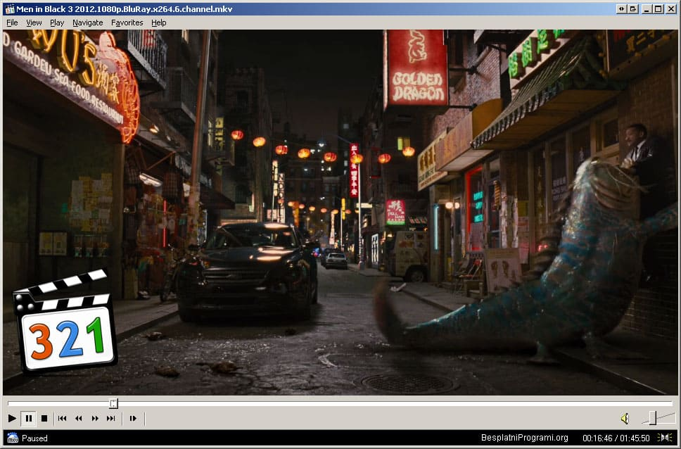 Media Player Classic – Home Cinema