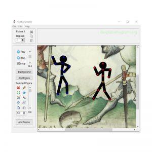 Pivot Animator Prikaz animacije