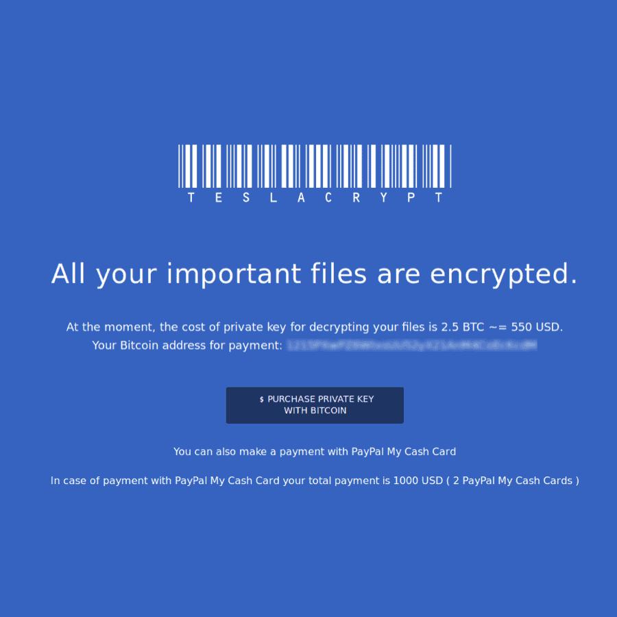 Zaštita od ransomware-a