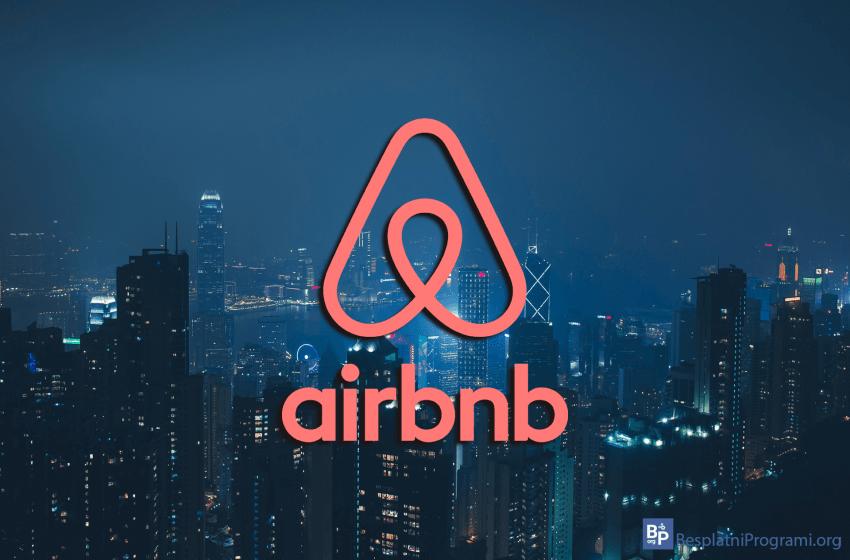 Airbnb aplikacija za iznajmljivanje smeštaja za Android i iOS