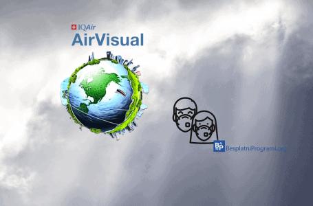 AirVisual za Android i iOS