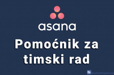 Asana – pomoćnik za timski rad