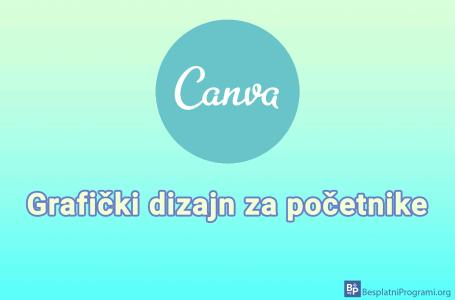 Canva – grafički dizajn za početnike