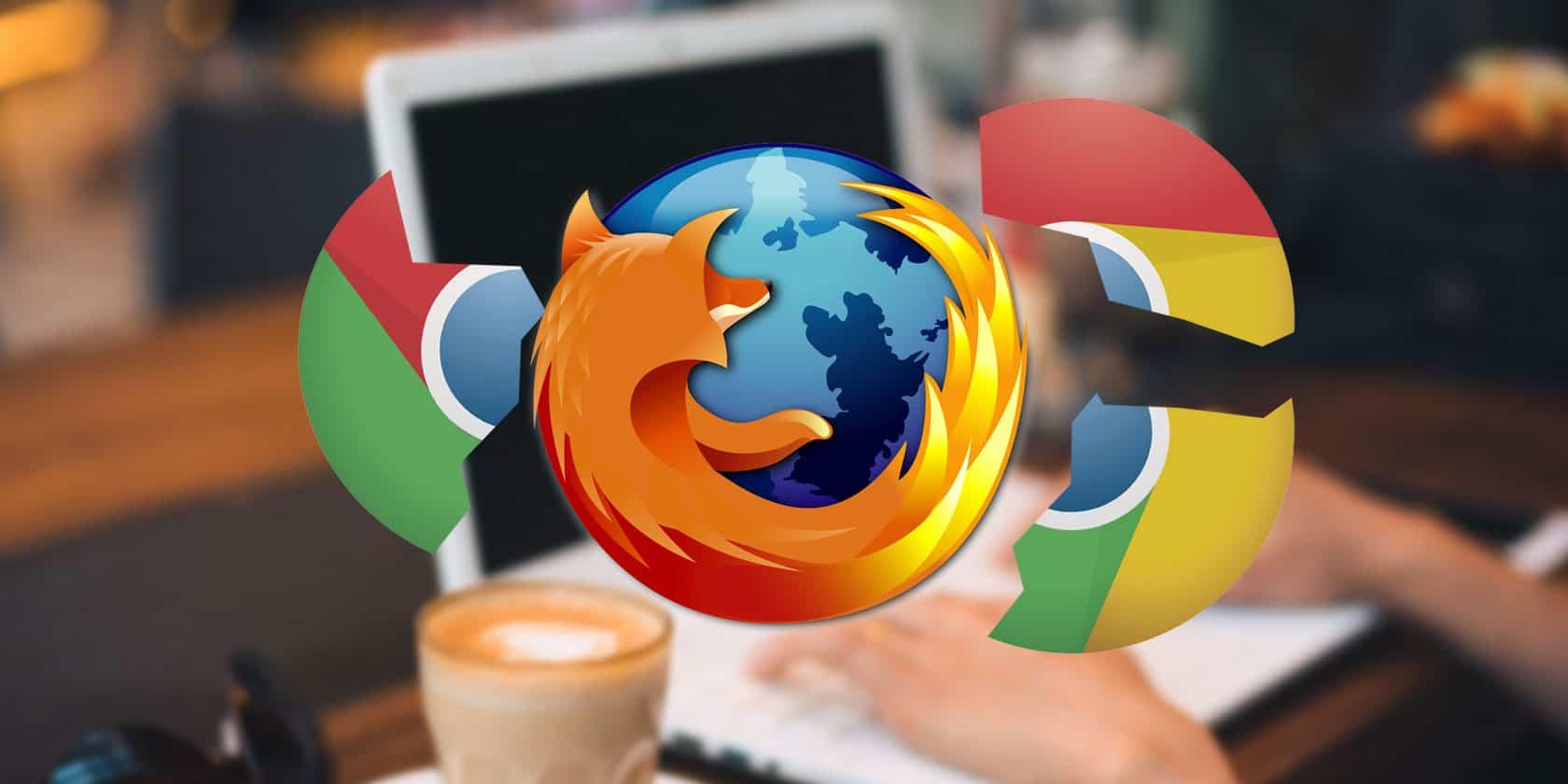 9 razloga da pređete sa Chrome-a na Firefox