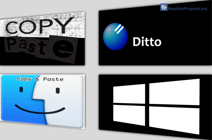 Ditto Clipboard Manager za Windows 10