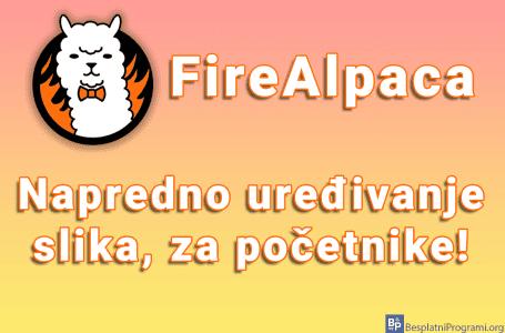 FireAlpaca – Napredno uređivanje slika, za početnike
