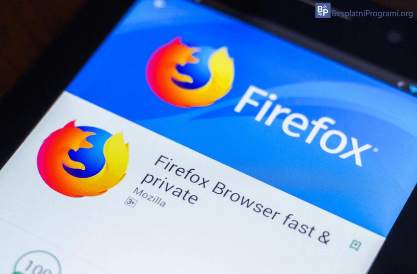 Mozilla značajno unapredila Firefox za Android