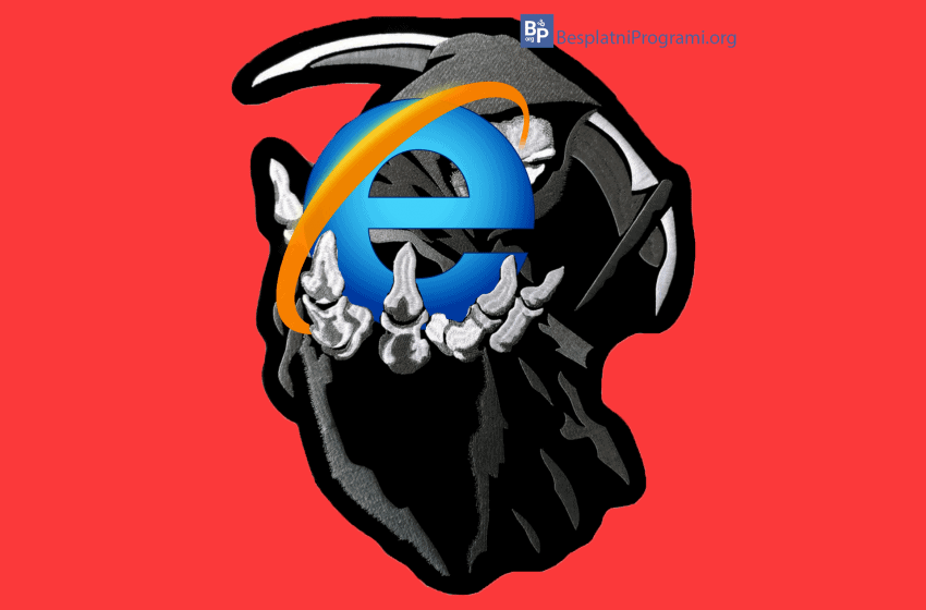 Internet Explorer ide u penziju