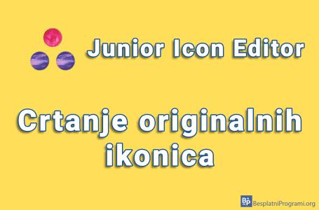 Junior Icon Editor – crtanje originalnih ikonica