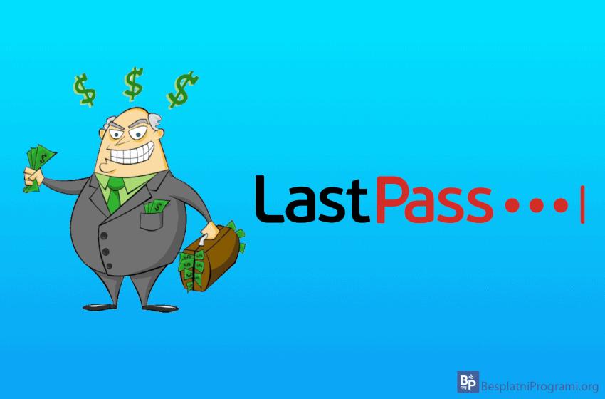 LastPass više neće biti najbolji besplatni menadžer lozinki