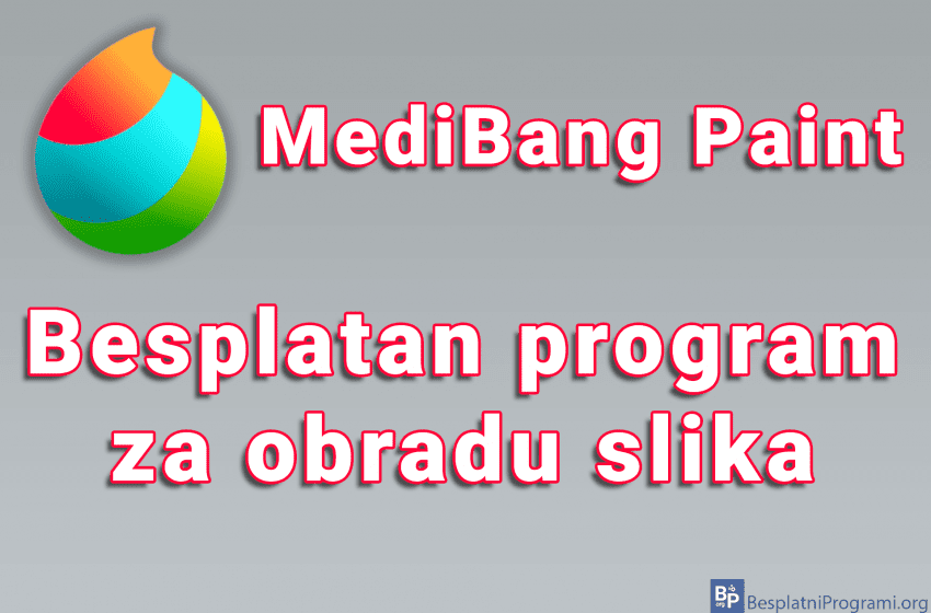 MediBang Paint – Besplatan program za obradu slika