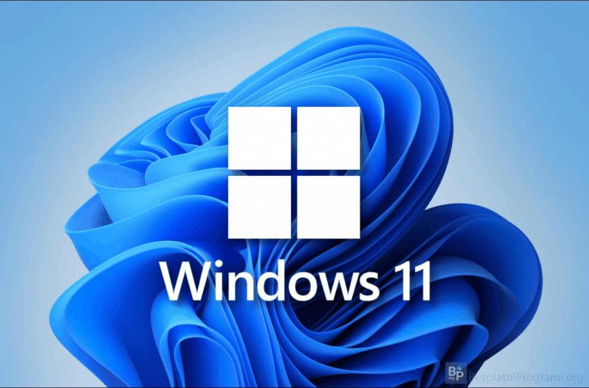 Microsoft najavio novi Windows 11