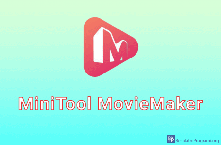 MiniTool MovieMaker – program za video editovanje na Windows-u