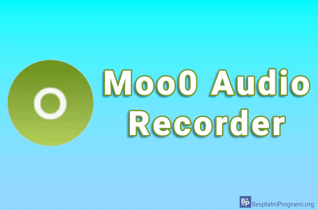 Moo0 Audio Recorder