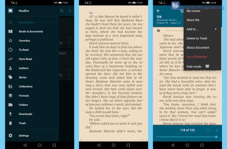 ReadEra – aplikacija za uživanje u dobroj knjizi na mobilnom telefonu