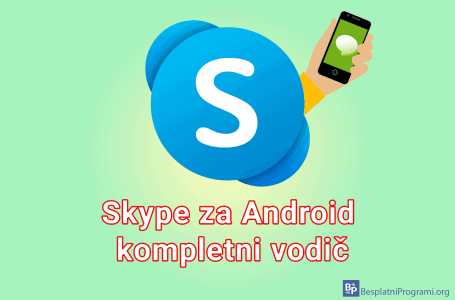Skype za Android – kompletni vodič