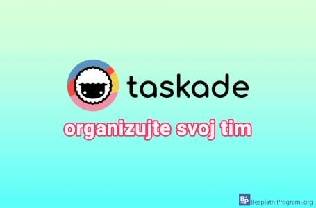 Taskade – organizujte svoj tim