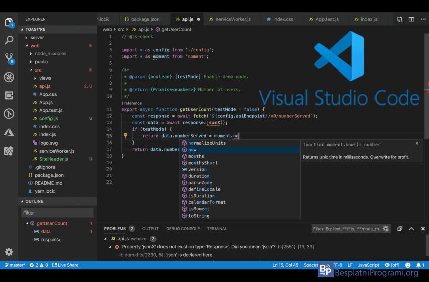 Visual Studio Code – moćan alat za sve programere