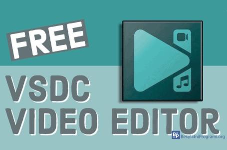 VSDC besplatni video editor