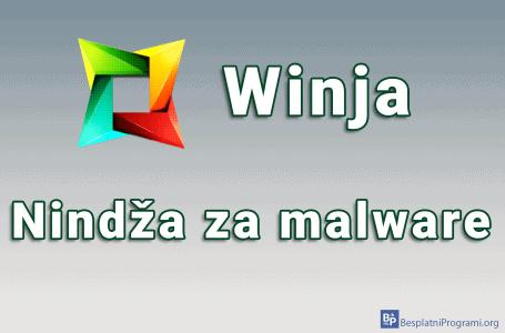 Winja – nindža za malware
